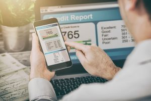 Know your credit score before buying a house