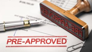Have a lender pre-approve you before shopping