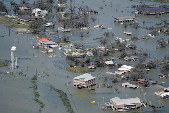 Louisiana Disaster 2021